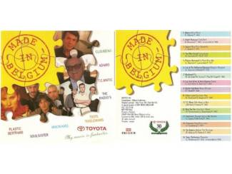 MADE IN BELGIUM - PROMO CD TOYOTA