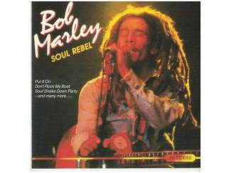 "BOB MARLEY: CD ""Soul rebel"""