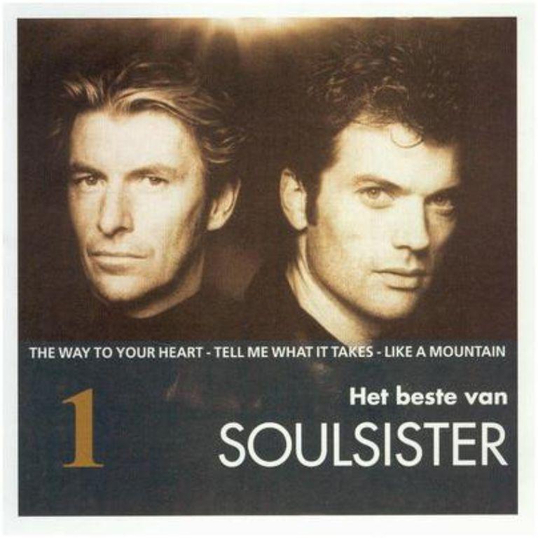 "SOULSISTER: CD ""Het Beste van Soulsister"""
