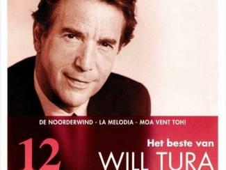 """WILL TURA: CD """"Het Beste van Will Tura"""""""