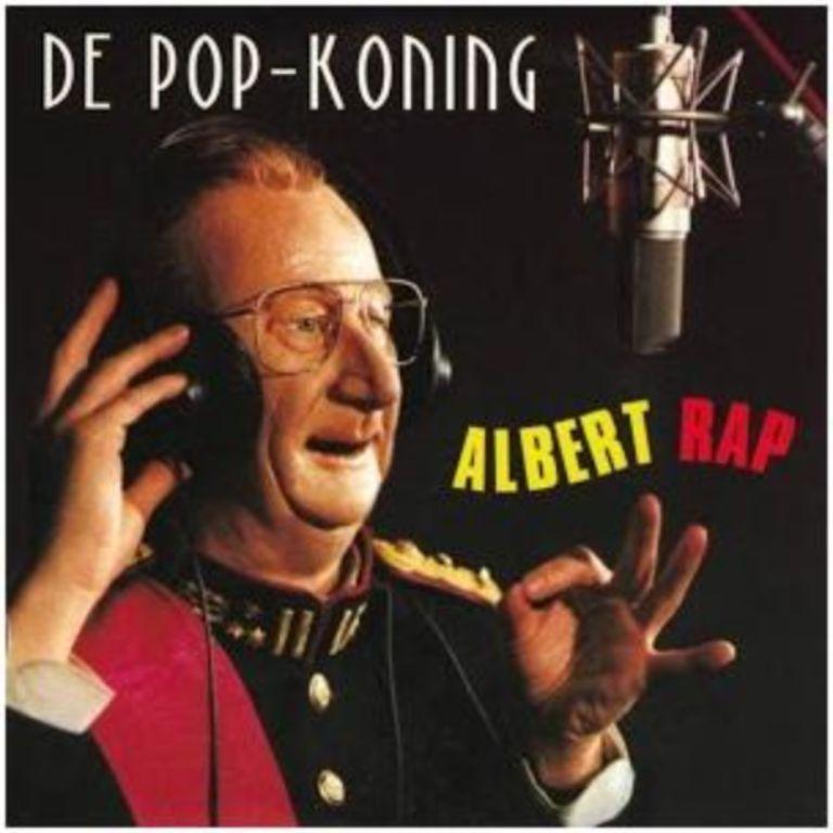 """DE POP-KONING: """"Albert Rap"""""""