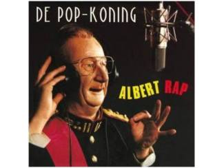 "DE POP-KONING: ""Albert Rap"""