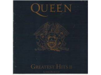 "QUEEN: CD ""Greatest hits II"""