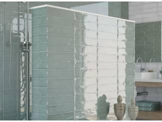 Tegels Cifre colonial jade groen 7,5x30 handvorm tegels online kopen