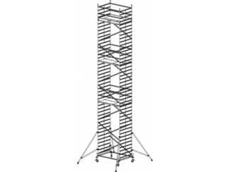 Steigers Protec XXL stelling 12,30m - *Professioneel & NIEUW*