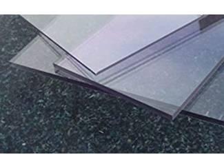 Platen en Panelen Transparant Polycarbonaat platen 100% PC Topkwaliteit