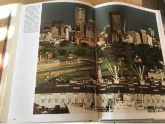 Australië; Prachtig boek, magnifieke en uitzonderlijke natuur