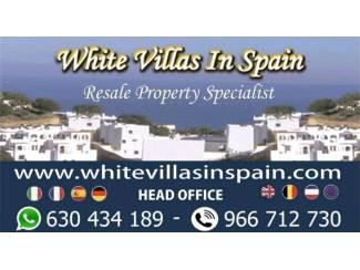 Costa Blanca Vakantie Woningen - Alicante, Spanje