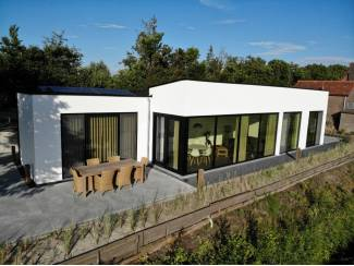 Modern vakantiehuis in Cadzand