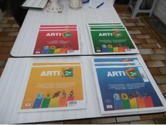 toffe schooldocumentatie : Artidoc fiches (30 enveloppen)