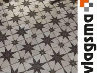 Tegels Portugese tegels stervorm patroontegels NU in de actie