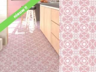 Portugese tegels roze en/of blauw 20x20 Vives ook online