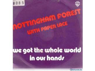 Nottingham Forest & Paper Lace - We Got The Whole World In Our Ha