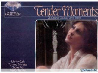 Tender Moments - 28 Original Country Love Songs