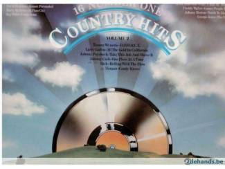 16 Number One Country Hits Volume 2