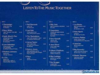 Feels So Great - Listen To The Music Together Volume 2