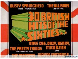 30 British Hits Of The 60's - Part II