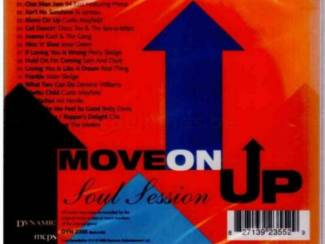 Move on up - Soul sessions