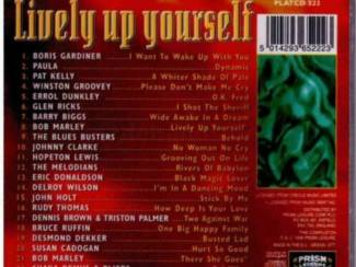 22 Reggae Hits & Love Songs - Lively Up Yourself