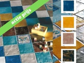 Eco maestri 20x20 plavuizen type estrik op is op vloertegel