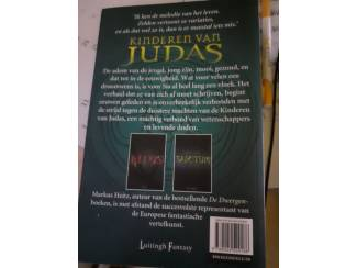 Romans Kinderen van Judas (Markus Heitz)