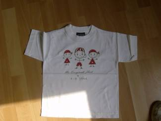 t-shirt kid style - maat 3a