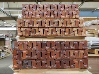 Meranti kozijnhout ABC-profiel en raamhout