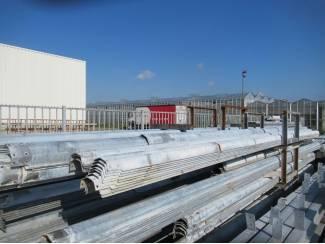 Metalen Gebruikte stalen goten te koop