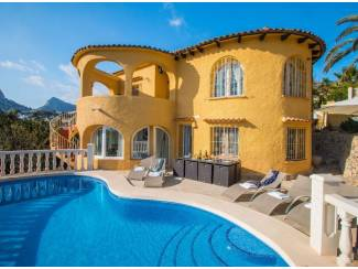Appartement in Calpe, Costa Blanca, Spanje