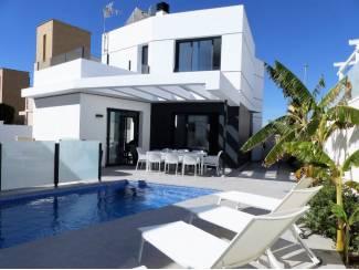 Super de luxe, moderne villa in Rojales