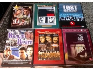 Cd's en Dvd's Dvd's