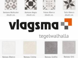 Nieuw Portugese Tegels Vives Nassau Pukao en Taito 20x20 cm