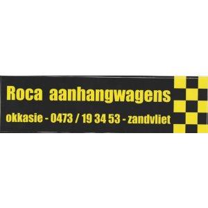 ROCA  aanhangwagens